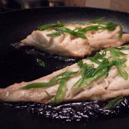 Foodbuzz Fest and Cooking Black Cod