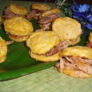 Appetizers to Pair with an Artisan American Whiskey and Pulled Pork on Sweet Potato Biscuits