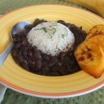 The Food in Cuba – and Recipes for Black Bean and Rice