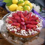 Strawberry Frangipane Tart- a Perfect Spring Dessert