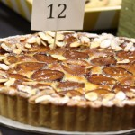 Summer Jazz Sunday Brunch Menu-Plum Frangipane Tart