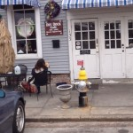A New Orleans Ice Storm, a Divey Cafe Bar, and a Duck in a Bucket