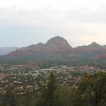 High Above – and on – Sedona