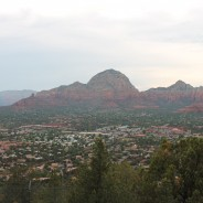 Breathtaking Sunset View of Sedona