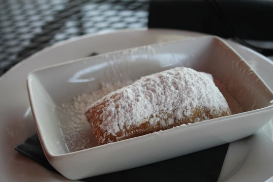 Beignet at Jolie's