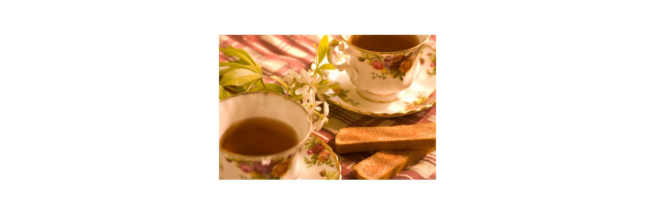 An Autumn Tea Party Offers Great Value