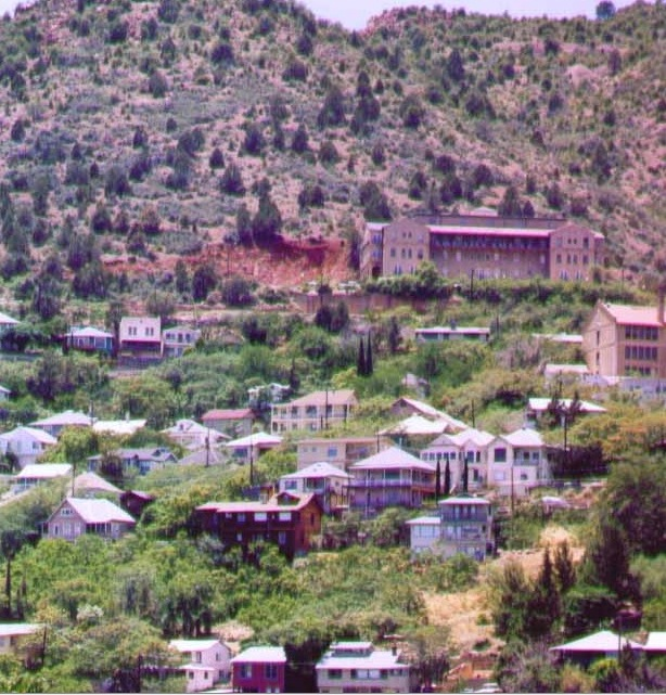 Hillside View of Jerome