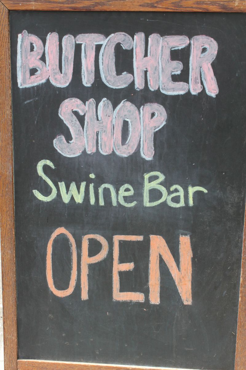 Cochon Butcher, too