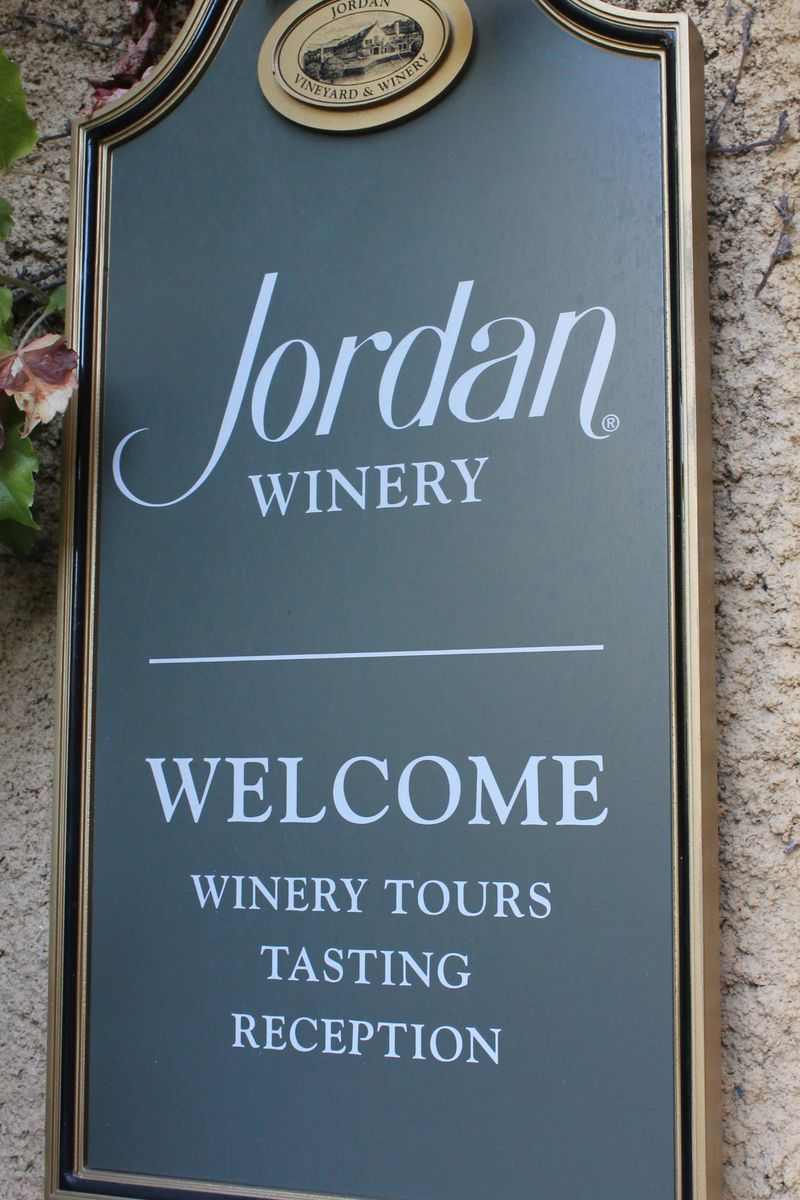Welcome to Jordan Winery