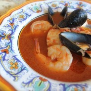 "My LA to L.A. ""Bouillabaise"" – or Mediterranean Fish Stew"
