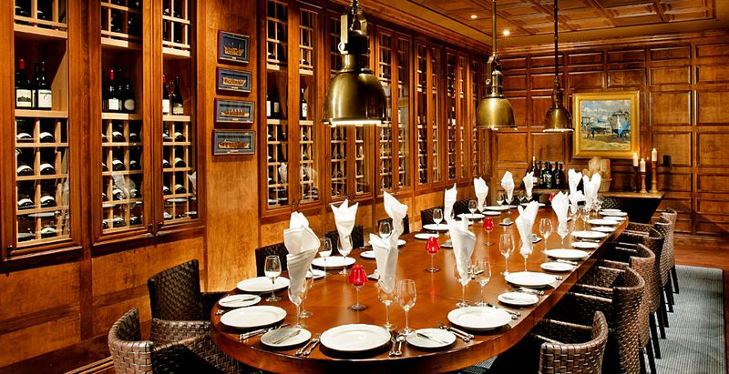 Private Dining Room at Jack's